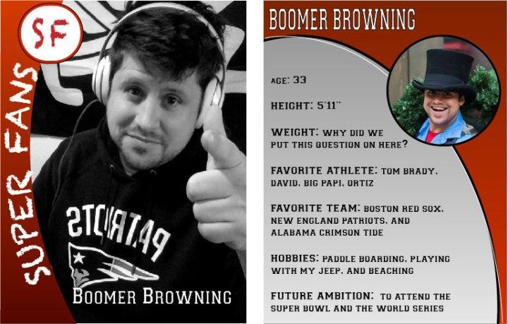 Boomer BB card